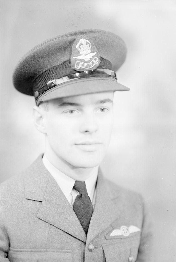 F.K. Henry, about 1940-1944