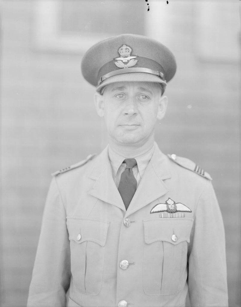Flight Lieutenant Wilson Adjutant, about 1940-1944