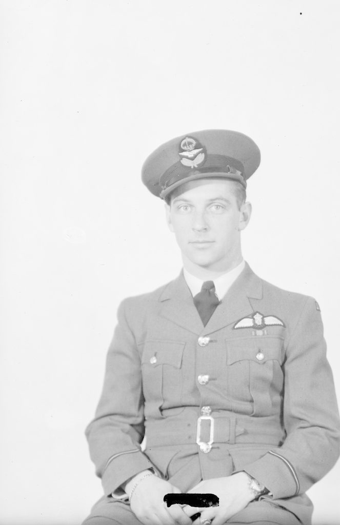 F/O Mullenax, about 1940-1944