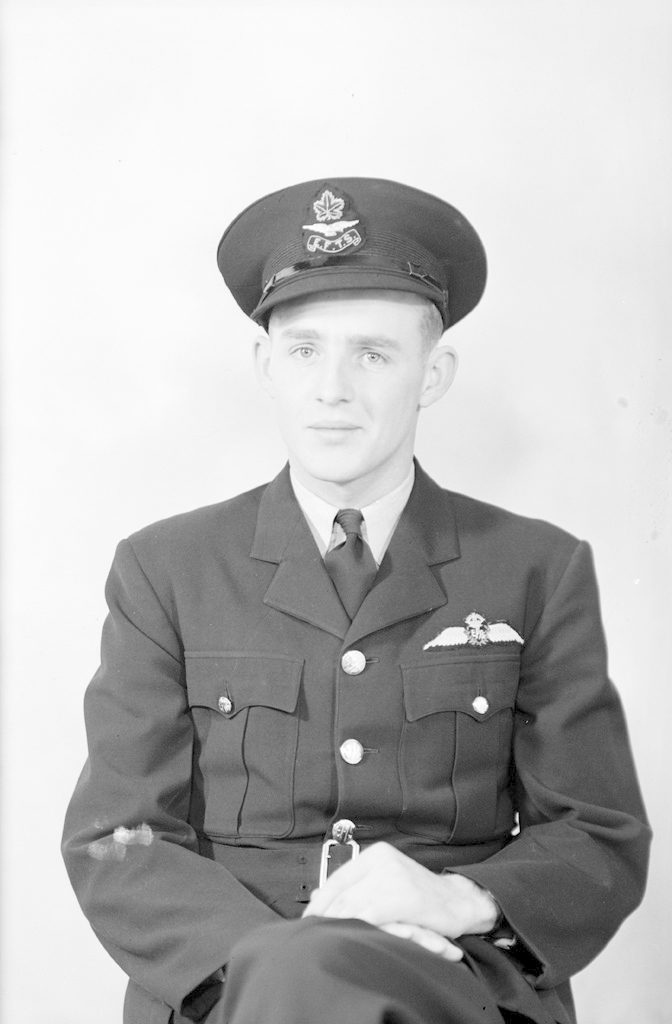 Hoult, about 1940-1944
