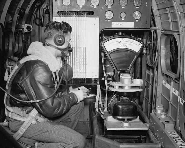 Instrumentation in B-29