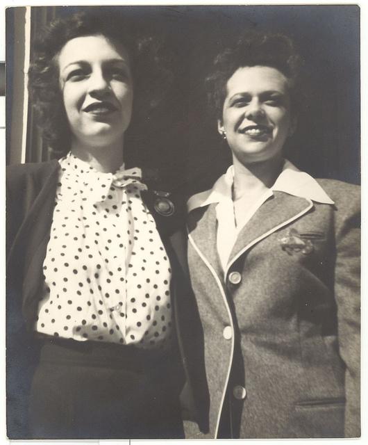 Libby Adler and Ann Mitnick Greenspan