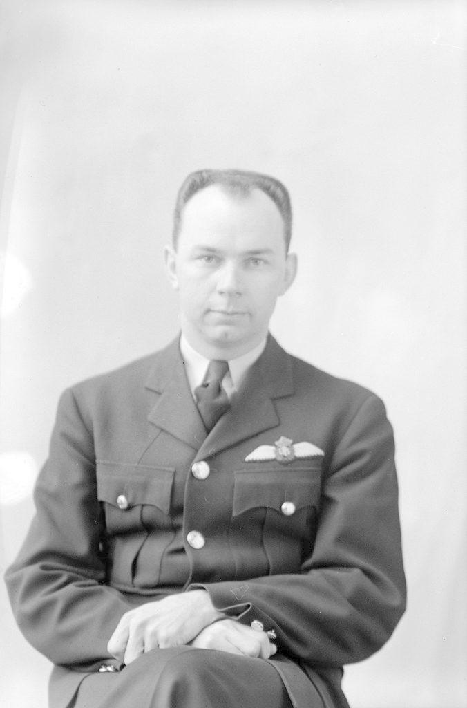 MacPherson, about 1940-1944