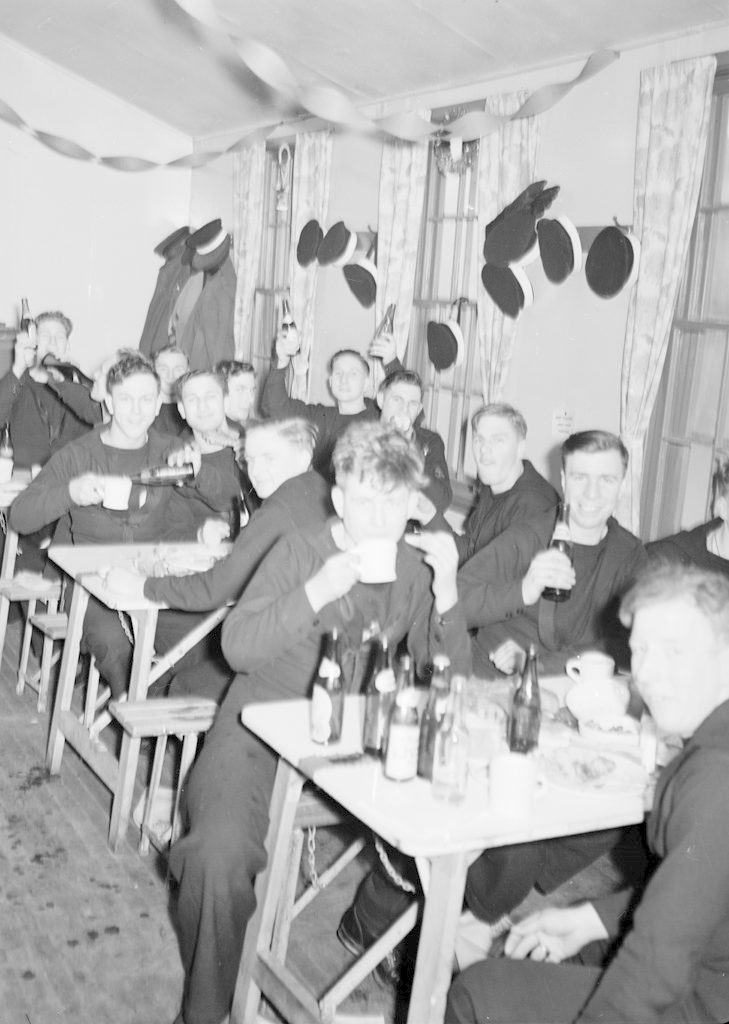 New Years Day, January 1, 1944
