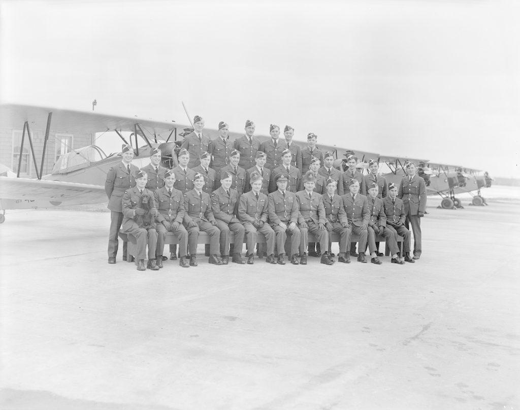 № 1 Sky Harbour Class, 10 декабря 1940 г.