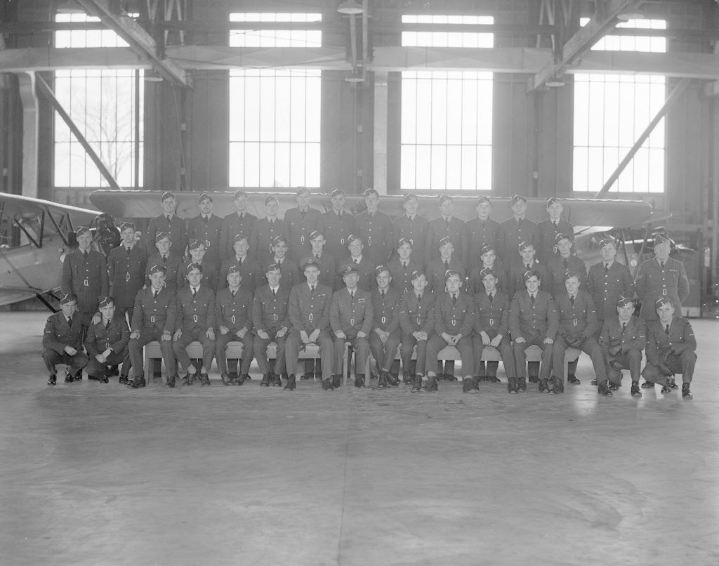 No. 15 Sky Harbour Class, November 11, 1941