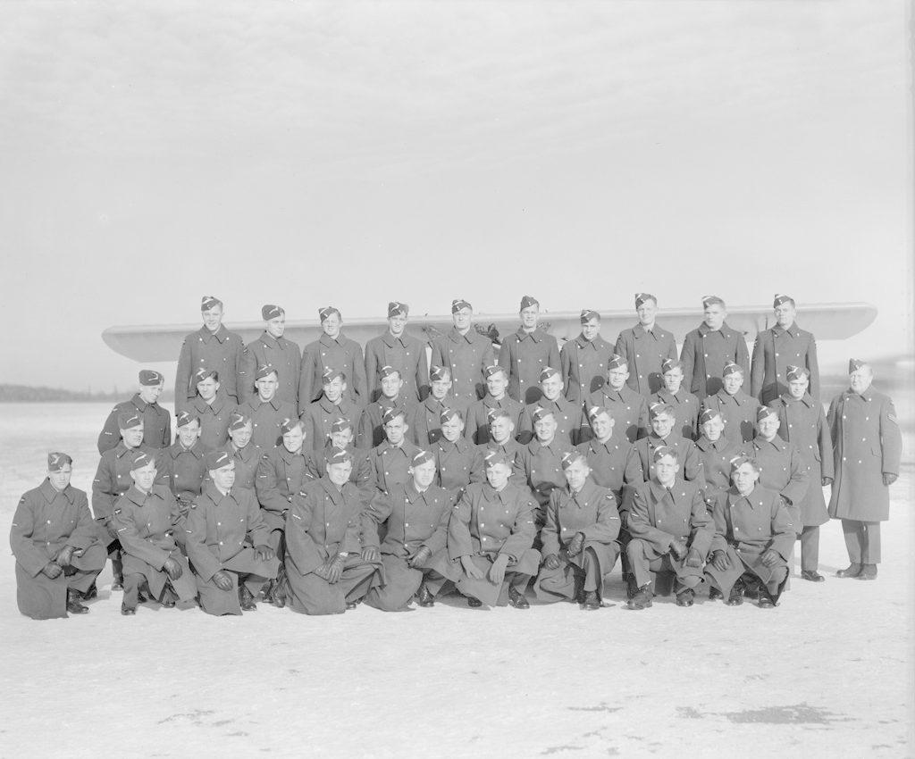 No. 17 Sky Harbour Class, December 21, 1941