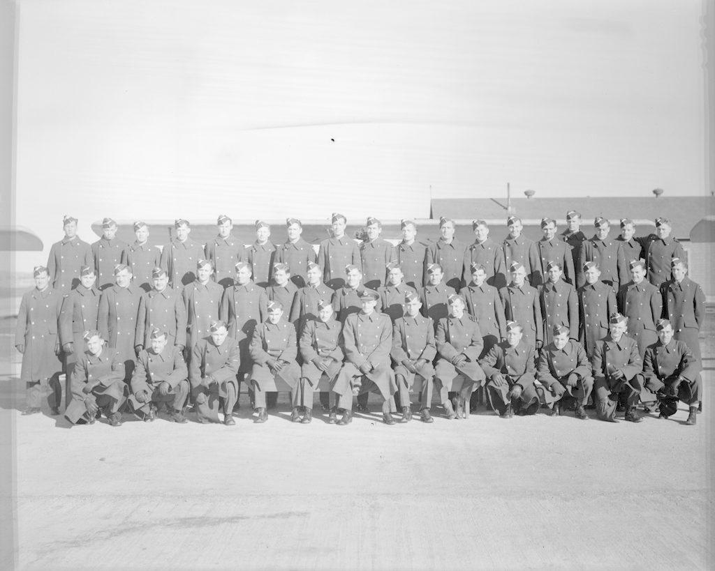 No. 19 Sky Harbour Class, March 1942