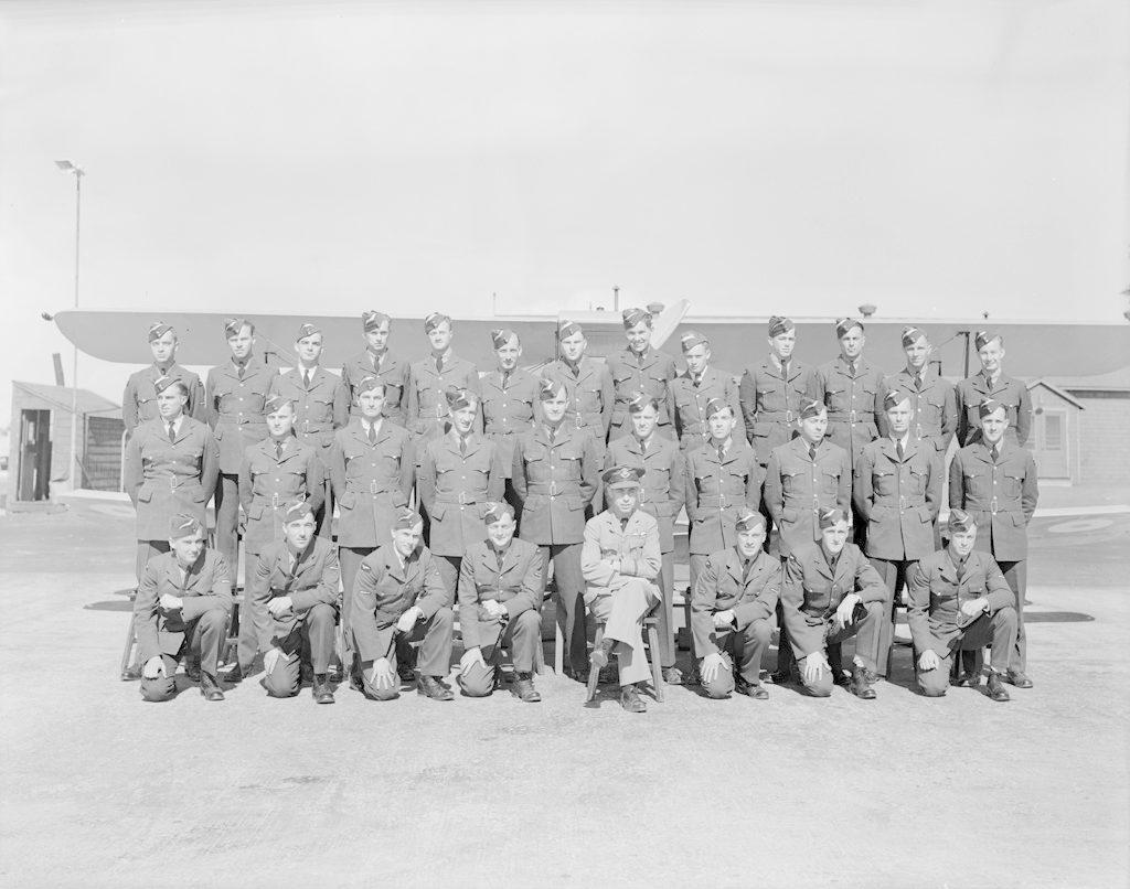 No. 22 Sky Harbour Class, June 1942