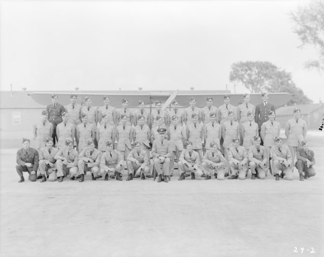 No. 60 Sky Harbour Class, August 1942