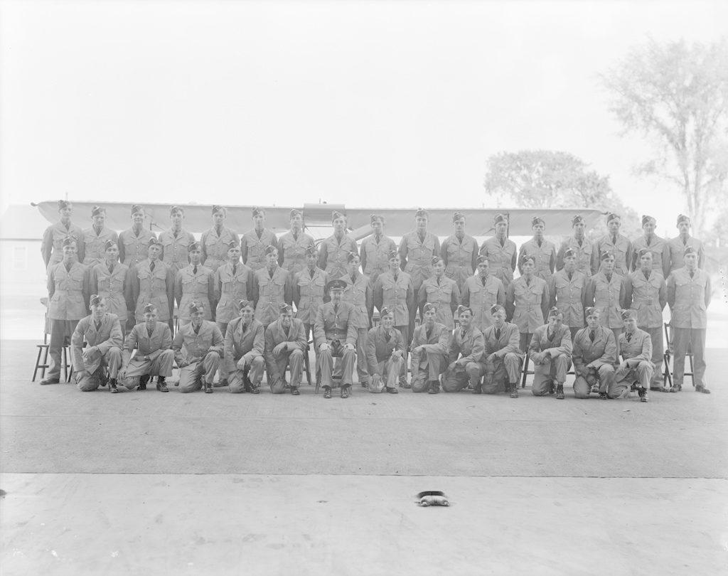 No. 61 Sky Harbour Class, September 1942