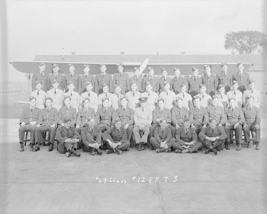 No. 64 Sky Harbour Class, October 1942