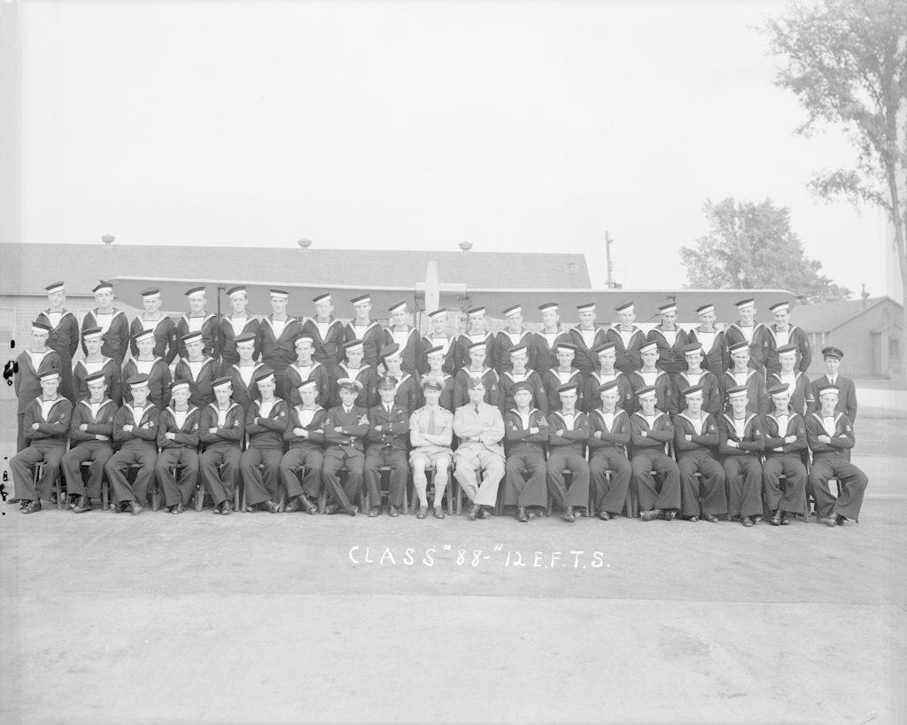 No. 88 Sky Harbor Class, примерно 1943-1944 гг.