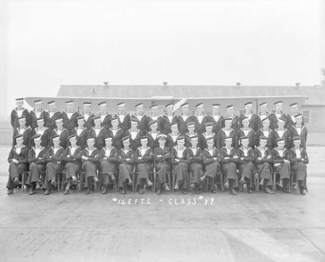 No. 89 Sky Harbour Class, about 1943-1944