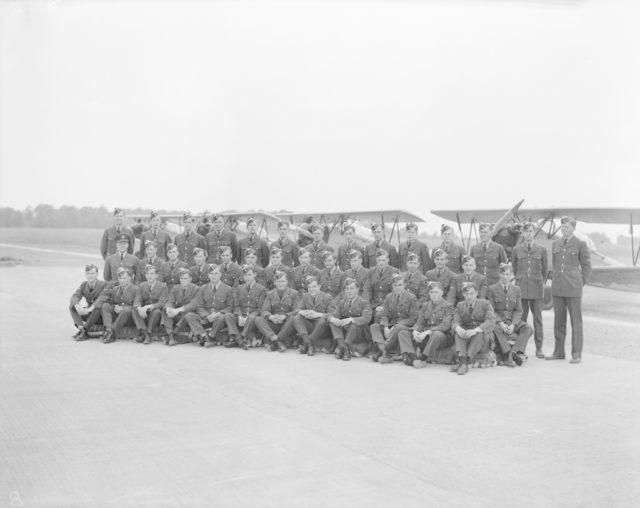No. 9 Sky Harbour Class, 1941