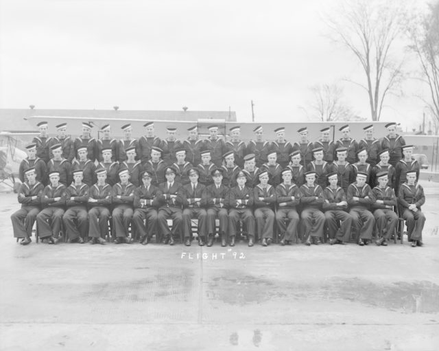 No. 92 Sky Harbour Class, about 1943-1944