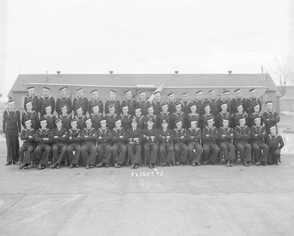 No. 93 Sky Harbour Class, about 1943-1944