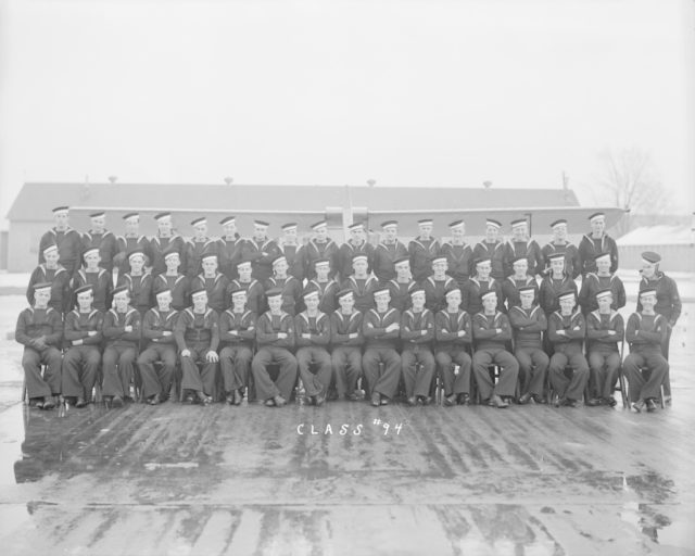 No. 94 Sky Harbour Class, about 1943-1944
