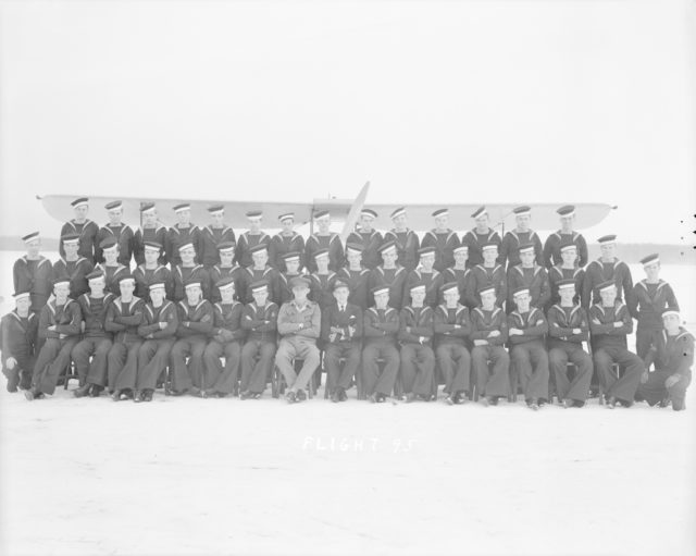No. 95 Sky Harbour Class, about 1943-1944