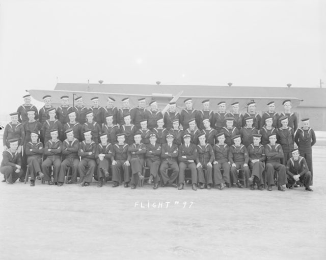 No. 97 Sky Harbour Class, about 1943-1944
