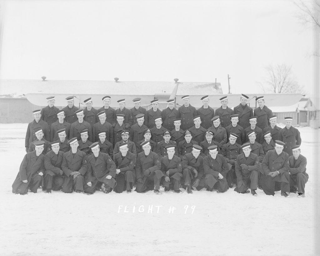 No. 99 Sky Harbor Class, примерно 1943-1944 гг.