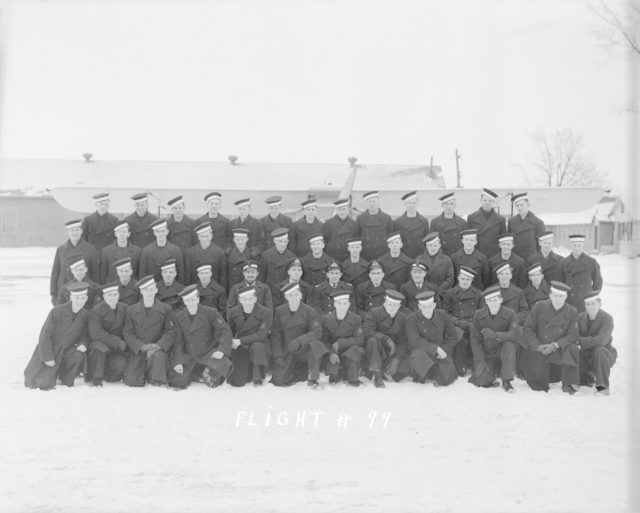 No. 99 Sky Harbour Class, about 1943-1944
