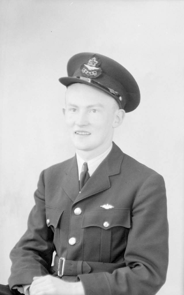 Norman Bayle, about 1940-1944