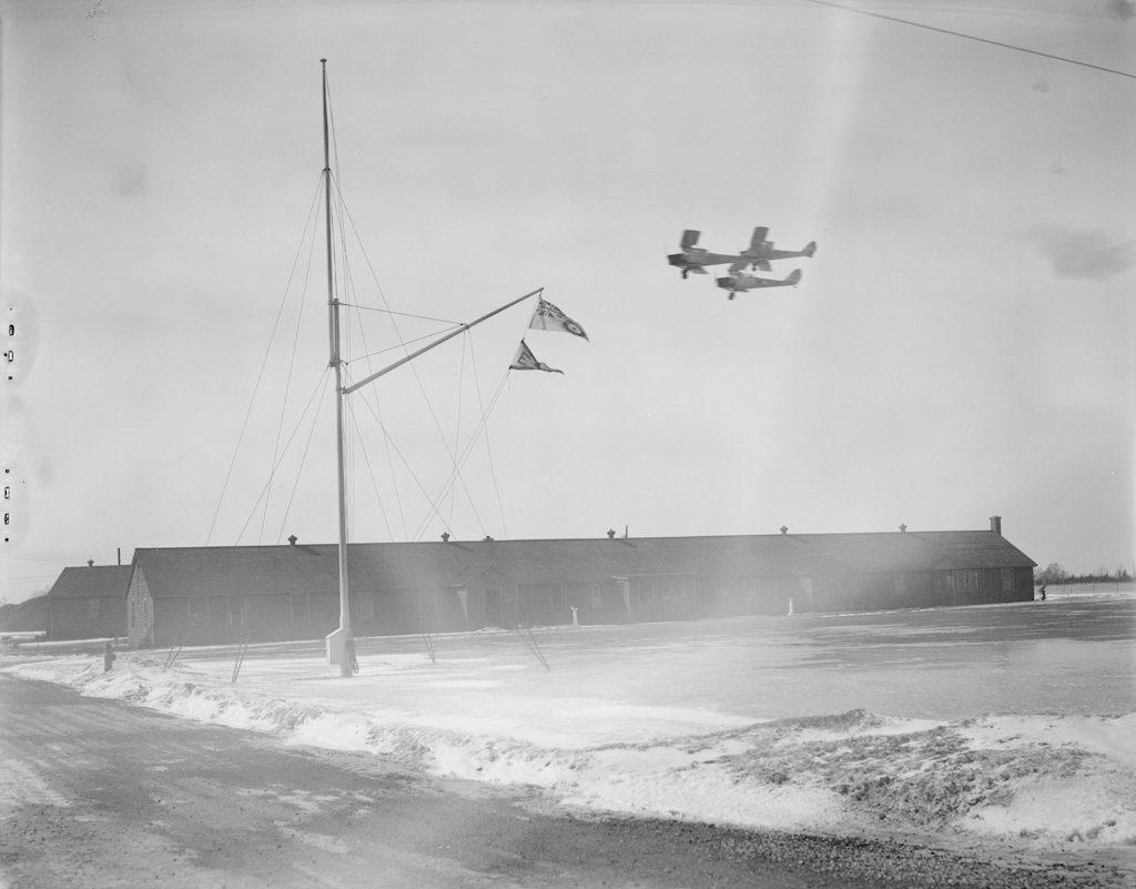 Фотографии вымпела, 1940-1944 гг.
