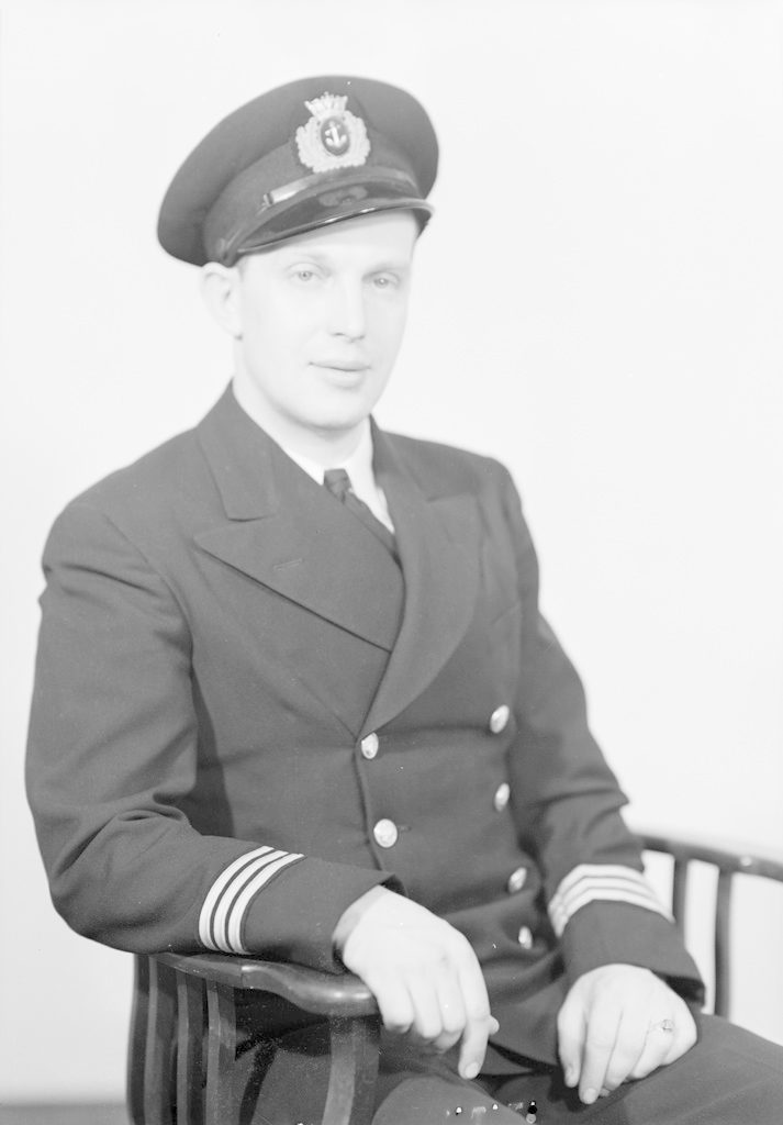 R. Wilson, about 1943-1944