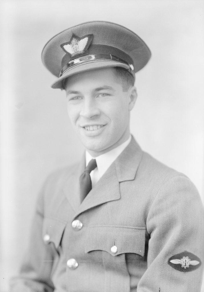 Ralf. Harwood, about 1940-1944