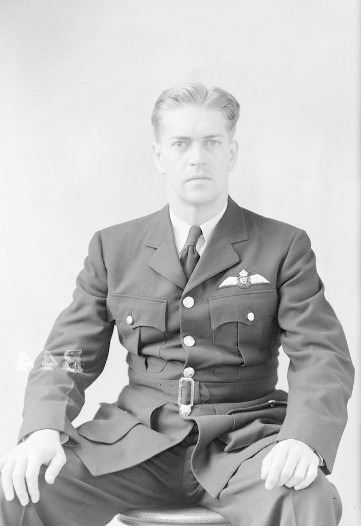 Richards, about 1940-1944