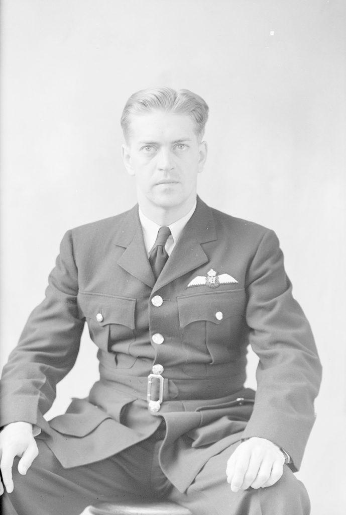Ричардс, около 1940-х.