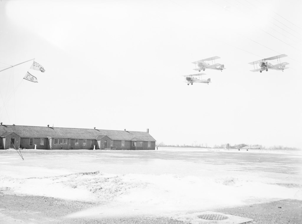 Sky Harbour, about 1940-1944