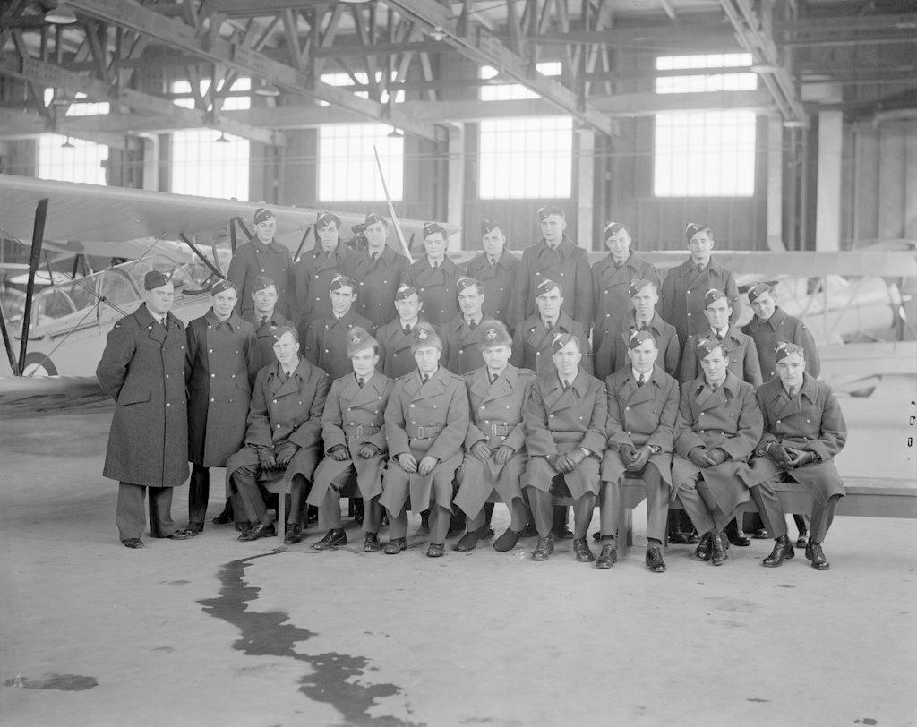 Sky Harbour Group A, January 4, 1941