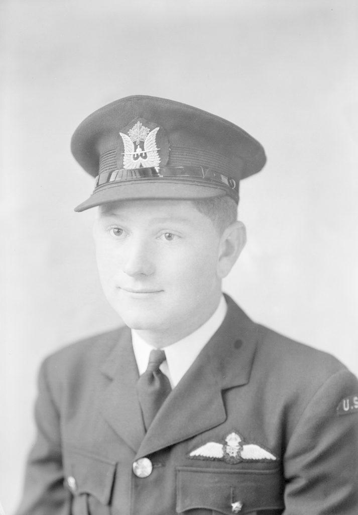 Stevinson, about 1940-1944