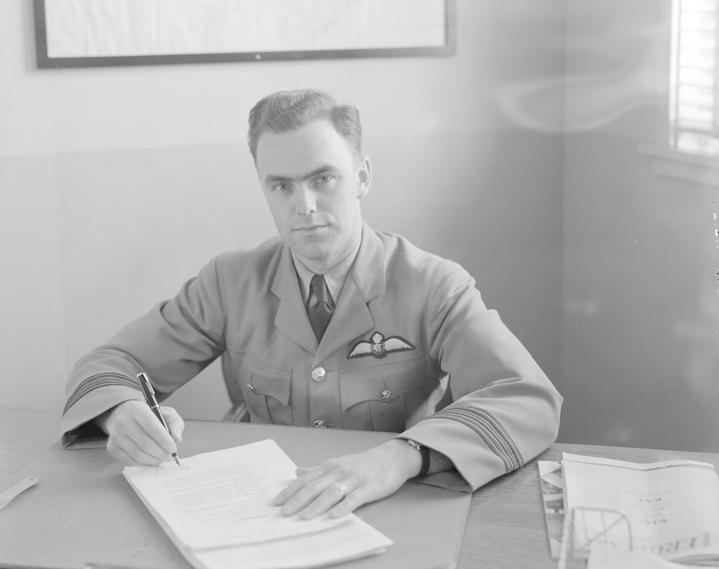 Unidentified Man, about 1940-1944