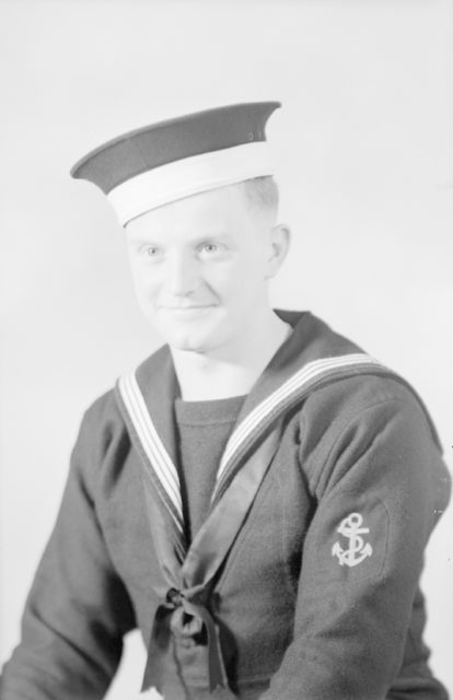 W. Rylatt, about 1943-1944