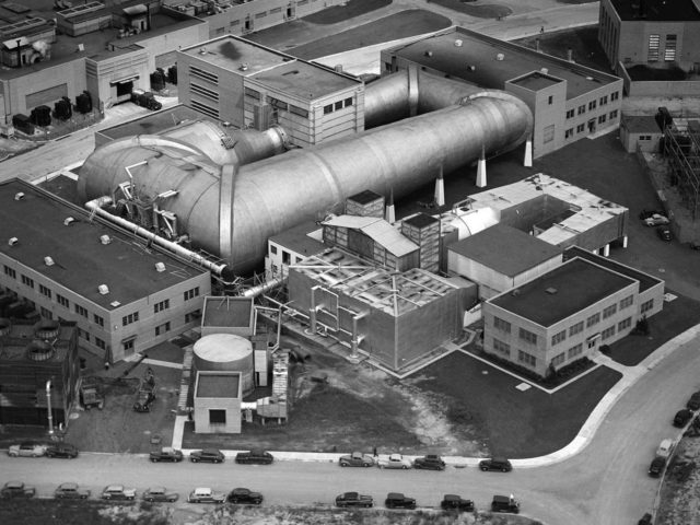 Wind Tunnel Complex at the Aircraft Engine Research Laboratory