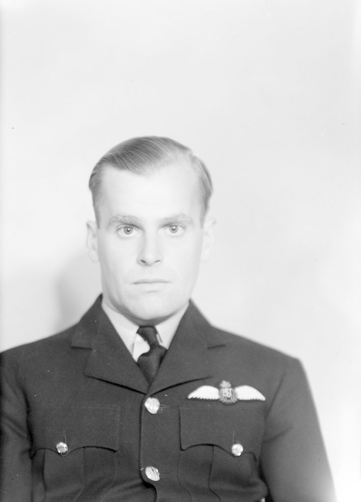 A. L. Wettlaufer, about 1940-1945