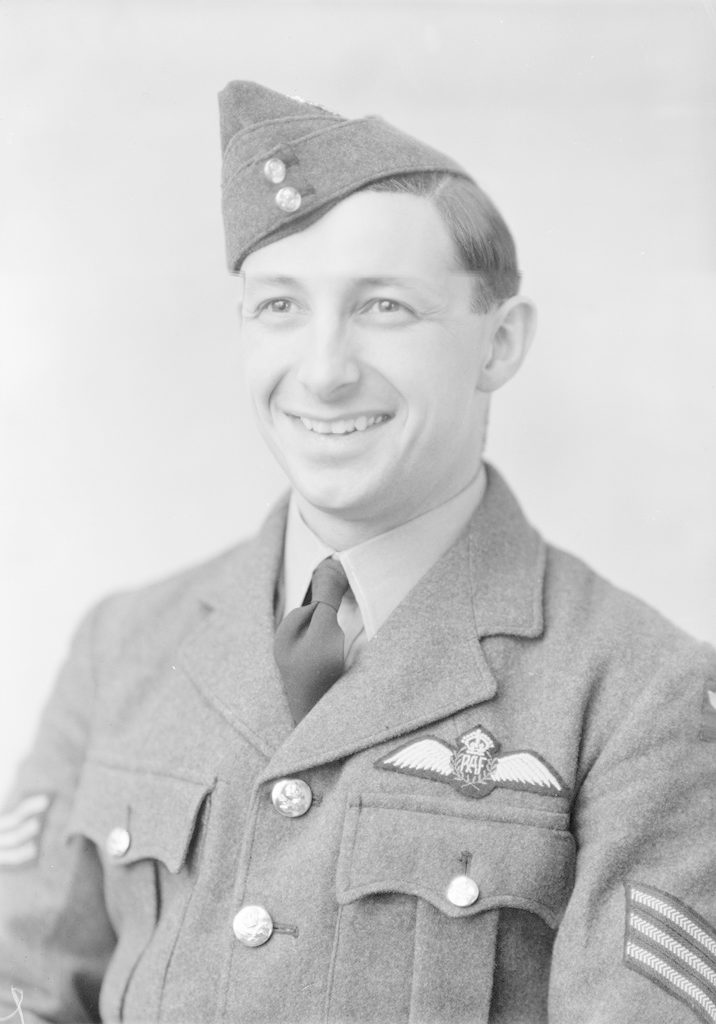 A.C. Mills, about 1940-1945