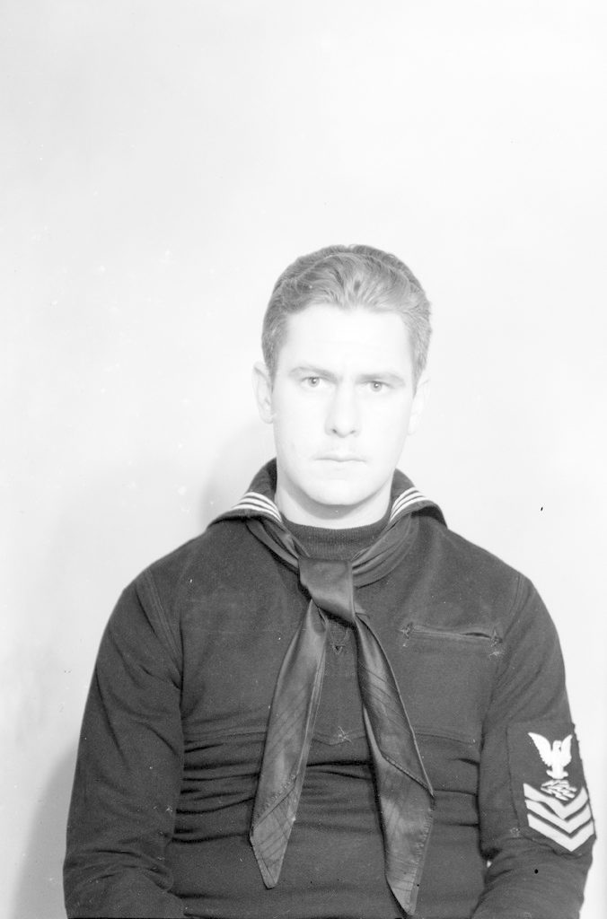 A.L. Bouchar or W.P. Jenkins, about 1941-1945