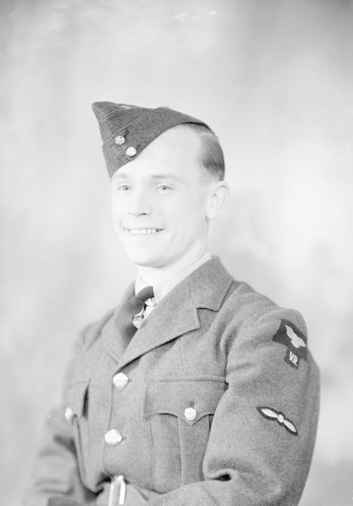 Arthur Rowlands, about 1940-1945