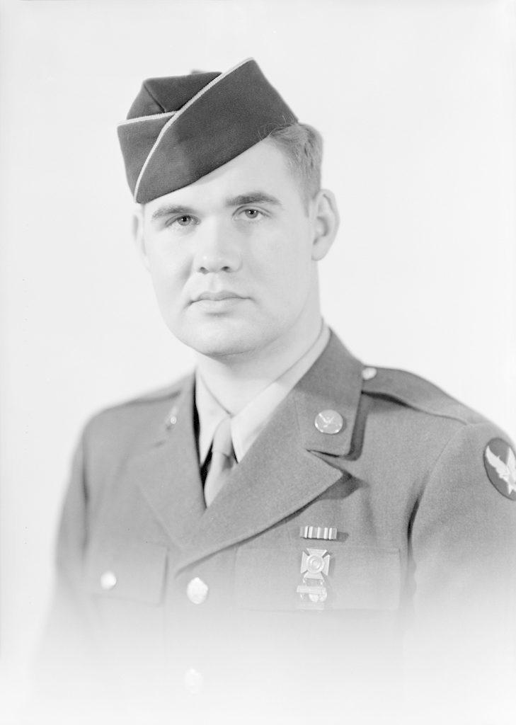 Beufort R. Jones, about 1941-1945