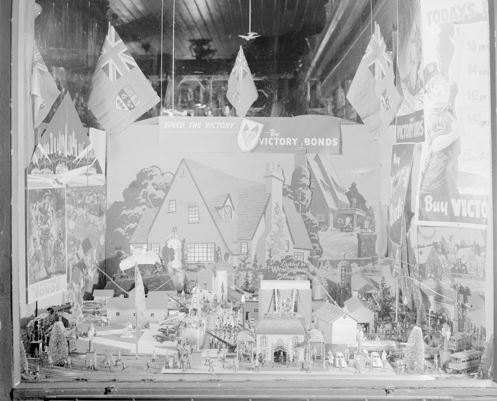 Breckenridge, about 1940-1945