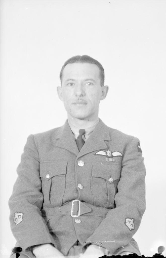 C. Galbraith, about 1940-1945
