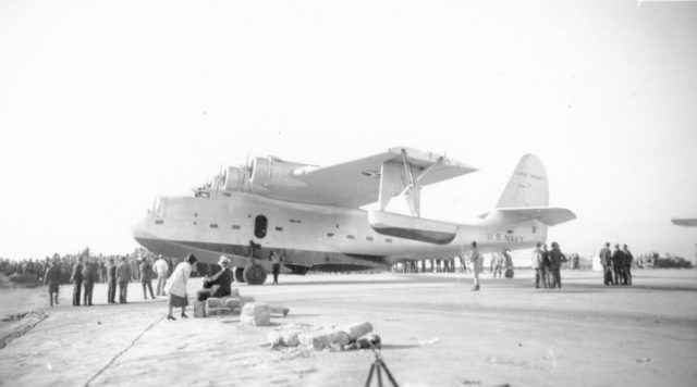 Consolidated XPB2Y-1 0463 San Diego - Franz Schell Album Image
