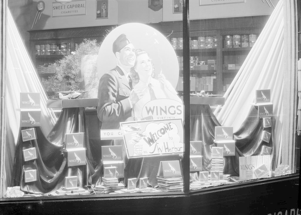 Craigies Window, about 1940-1945