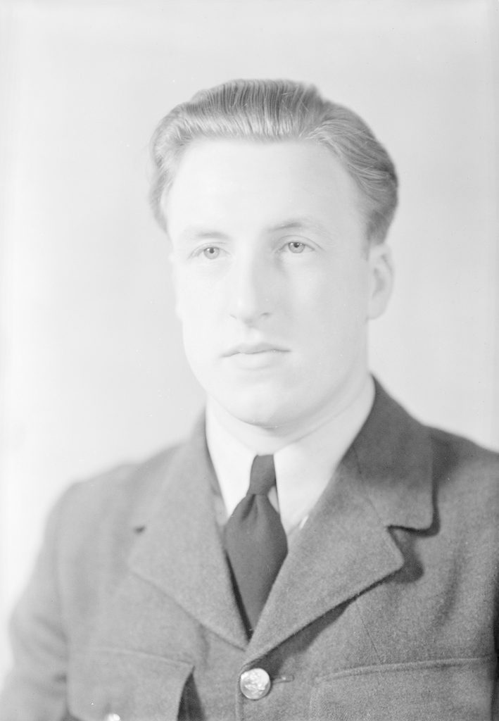D. Howie, about 1940-1945