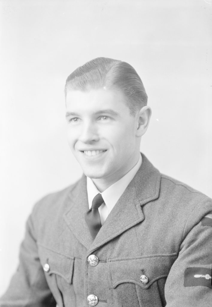 D.A. Kelly, about 1940-1945