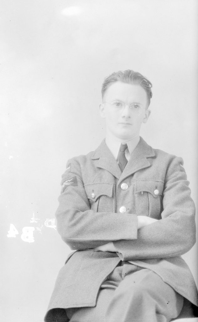 Davy, about 1940-1945
